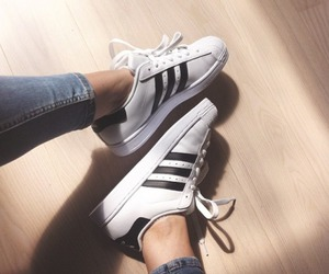 adidas, superstar, and me image