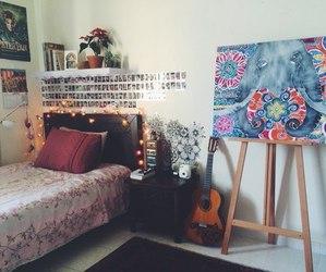 room, indie, and grunge image