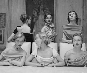 dress, dresses, and vintage image