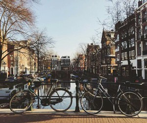 amsterdam, city, and place image