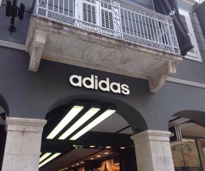 adidas, black, and shop image