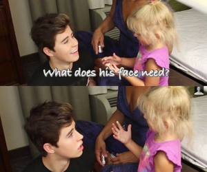 nash grier, funny, and cute image