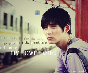 boy, quotes, and singer image