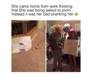funny, lol, and prank image