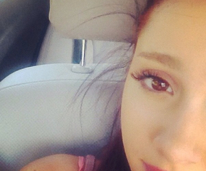 ariana grande, dimples, and cute image