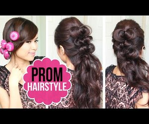 Easy, giveaway, and hairstyle image