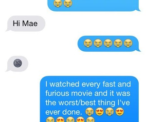 movies, paul walker, and text image