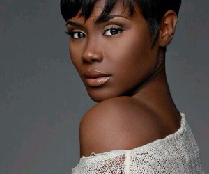 beautiful, black beauty, and black girl image