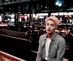boy, city, and korean image