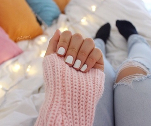 tumblr, quality, and nails image