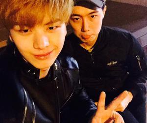 handsome boy, korean boy, and sungjae image