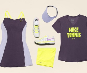 nike tennis outfit image