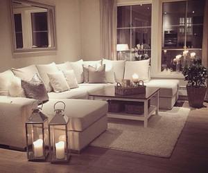 cozy, home interior, and interior image