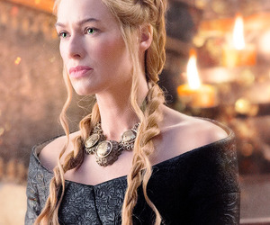 lena headey, pretty, and game of thrones image