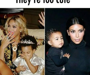 funny, nori, and north west image