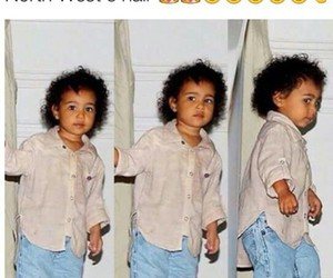 funny, north west, and kardashians image