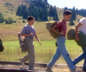 movies, stand by me, and wil wheaton image