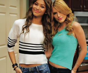 bella thorne, zendaya, and friends image