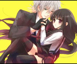 anime, inu x boku ss, and girl image