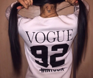 vogue, tumblr, and chanel image