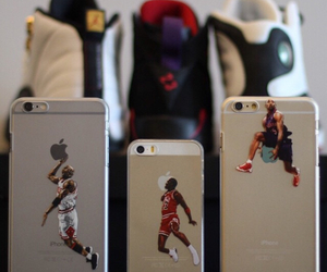 case, iphone, and jumpman image