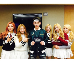 key, red velvet, and SHINee image