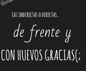 amor, frases, and indirectas image