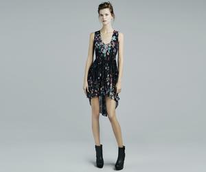 dress, Zara, and fashion image