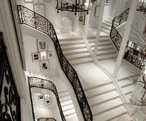 luxury and stairs image