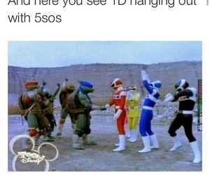 5sos, one direction, and funny image