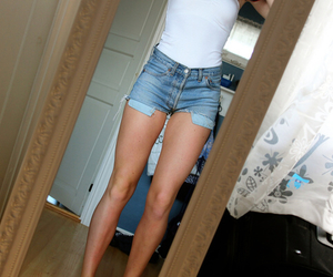legs, fit, and thinspiration image