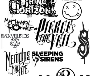 atl, bands, and bmth image