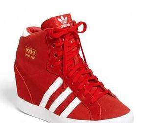 adidas, shoes, and girl shoes image