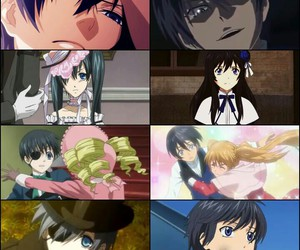 anime, black butler, and phantomhive image