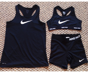clothes, luv, and nike image