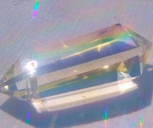 crystal, grunge, and diamond image