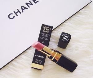 chanel, girl, and make up image