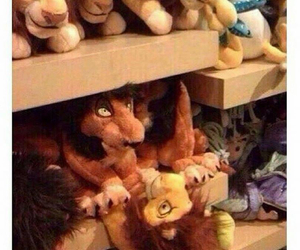 funny, disney, and lion king image