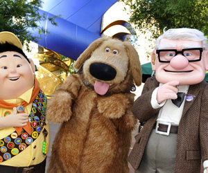 up and disney image