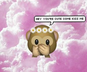 monkey, emoji, and tumblr image