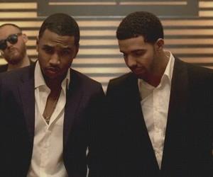 Drake, trey songz, and sexy image