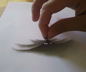 3d, cute, and draw image
