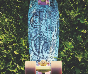 tumblr and penny board image