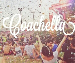 coachella, music, and festival image