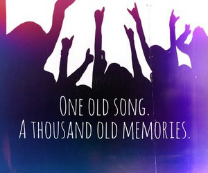 memories, song, and music image