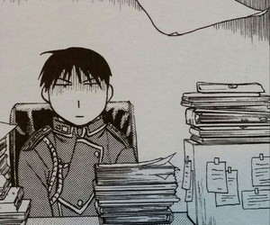 roy mustang, damn boy, and perfect image