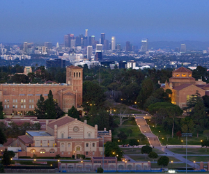 los angeles, ucla, and beautiful image