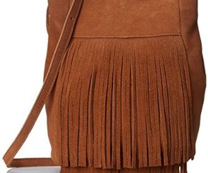 bag, fashion, and suede image