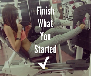 EXCERCISE, motivation, and nike image