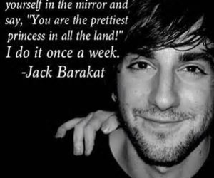 all time low, jack, and barakat image